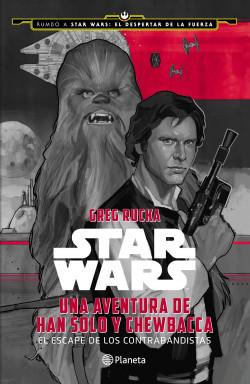 Star Wars. Una aventura de Han Solo y Chewbacca