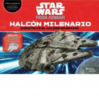 Star Wars para armar: Halcón Milenario