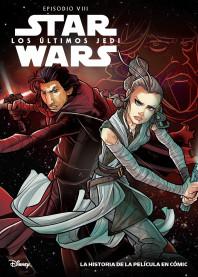 Star Wars. Episodio VIII. Los últimos Jedi. Novela gráfica